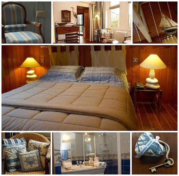 Suite, Hôtel Résidence la Demeure, Guingamp