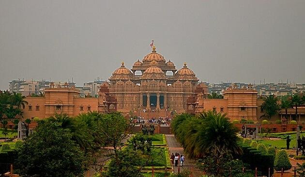 Temple Akshardham, New Delhi