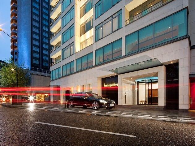 The Metropolitan Hotel Londres