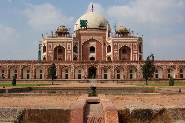 Tombe de Humayun, New Delhi