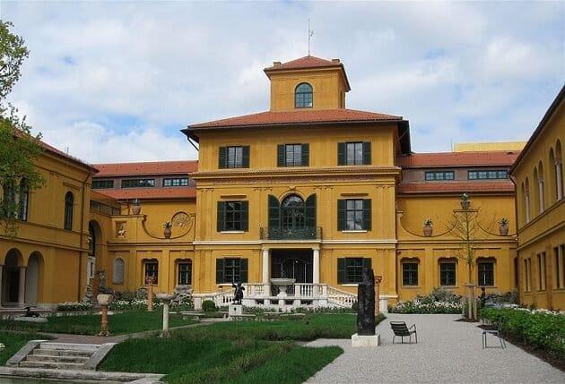 Villa Lenbach, Lenbachhaus, Munich