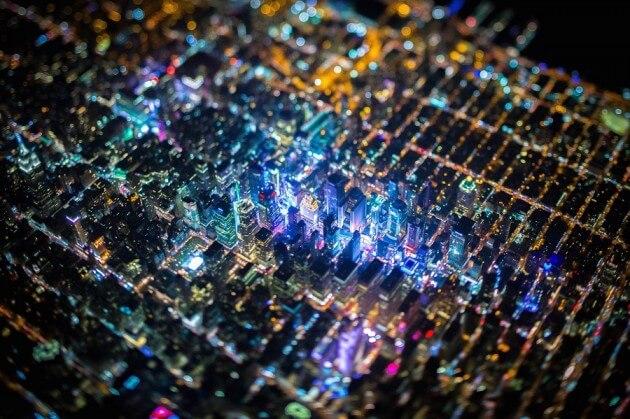 Ces photos aériennes de New York sont les plus étonnantes jamais prises