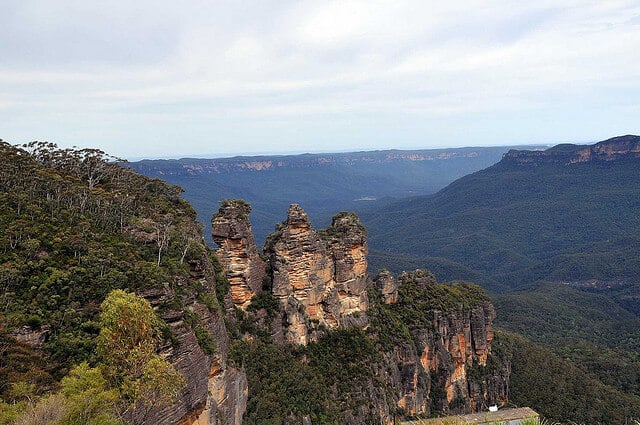 Blue Mountains datant