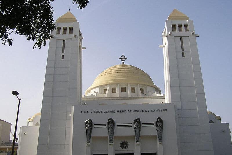 Cathédrale Dakar