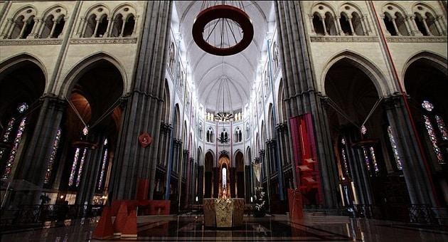 Cathédrale Notre Dame de Treille, Lille