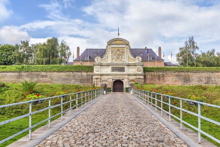 Citadelle de Lille par Vauban