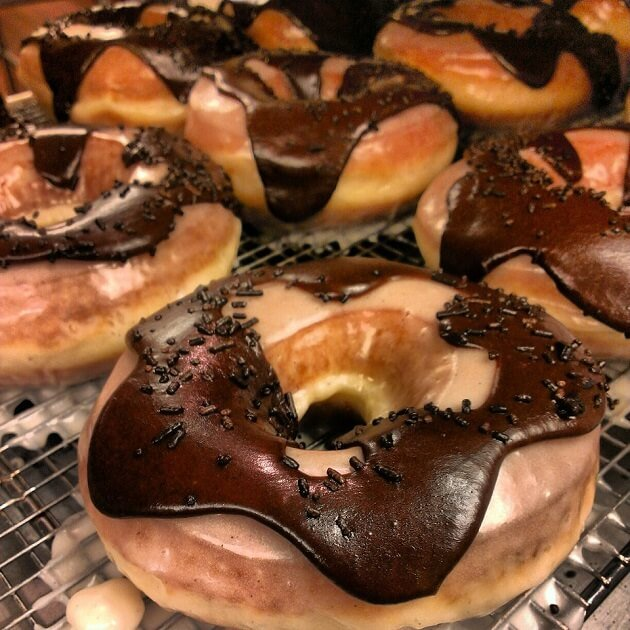 Doughnut Vault, donuts, Chicago