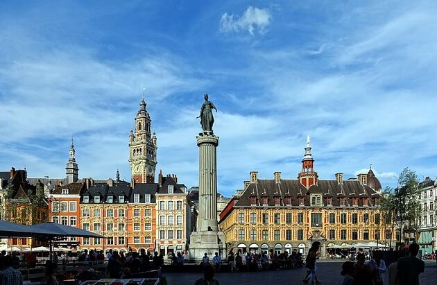 Grand'Place de Lille