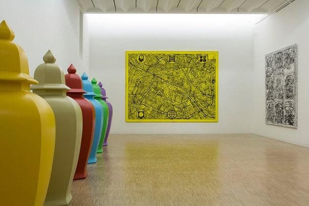 LaM, musée d'art moderne, Lille