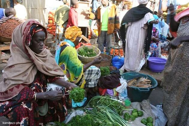 Marché Tilène, Dakar