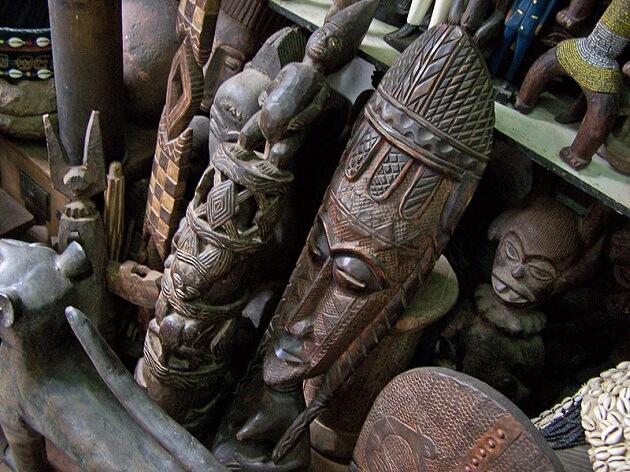Musée de l'IFAN, Dakar