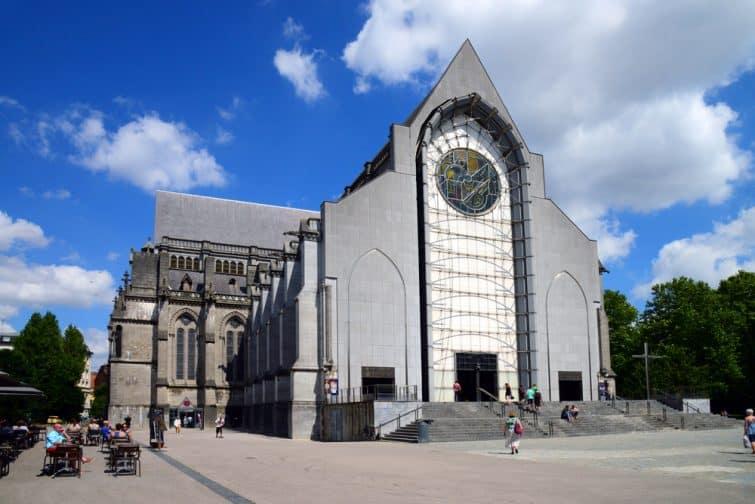 Cathédrale Notre-Dame de la Treille, Lille