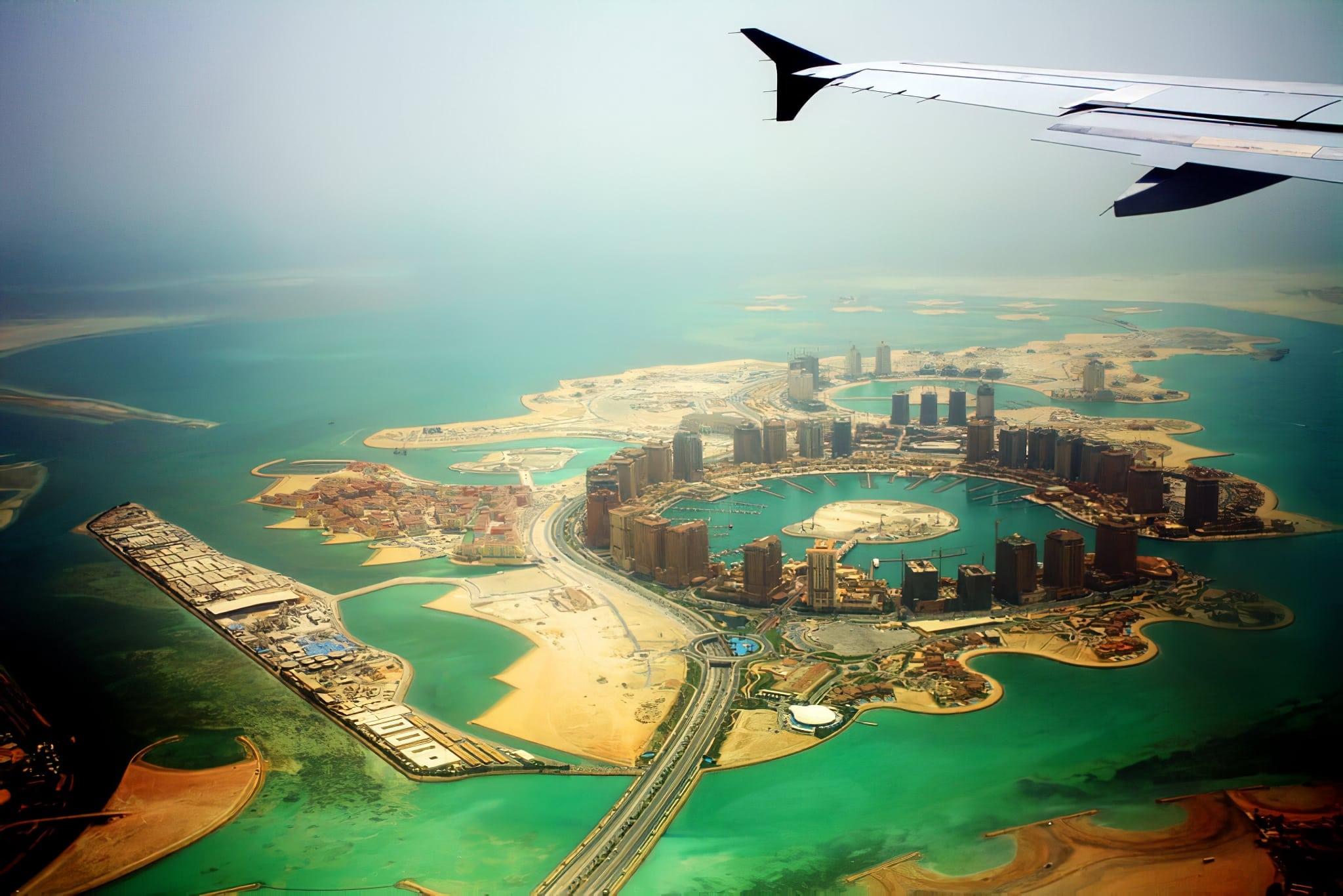24 magnifiques photos prises depuis le hublot d'un avion