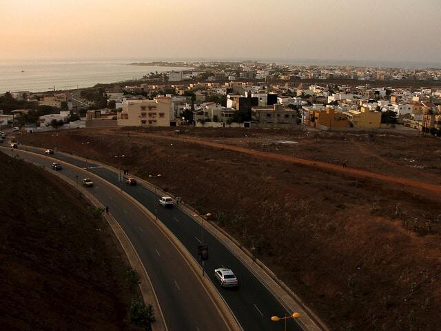 Pointe des Almadies, Dakar