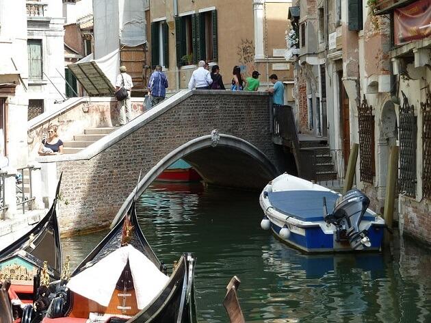 Quartier, Cannaregio, Venise
