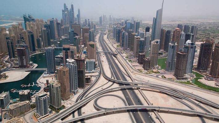 Survol hydravion Dubaï