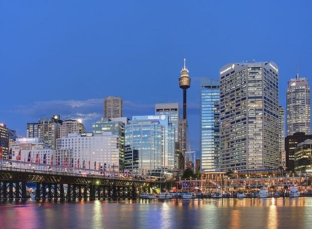 Tour observation, Sydney Eye Tower