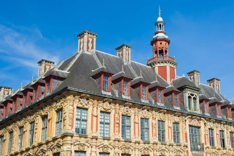 Architecture de la Vieille Bourse, Lille