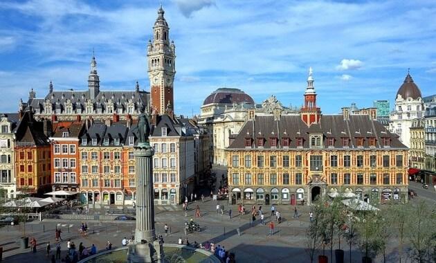Visiter Lille : que faire, que voir ?