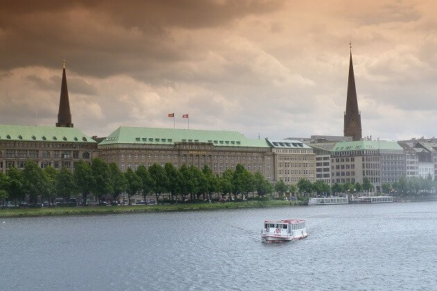 Alster Hambourg
