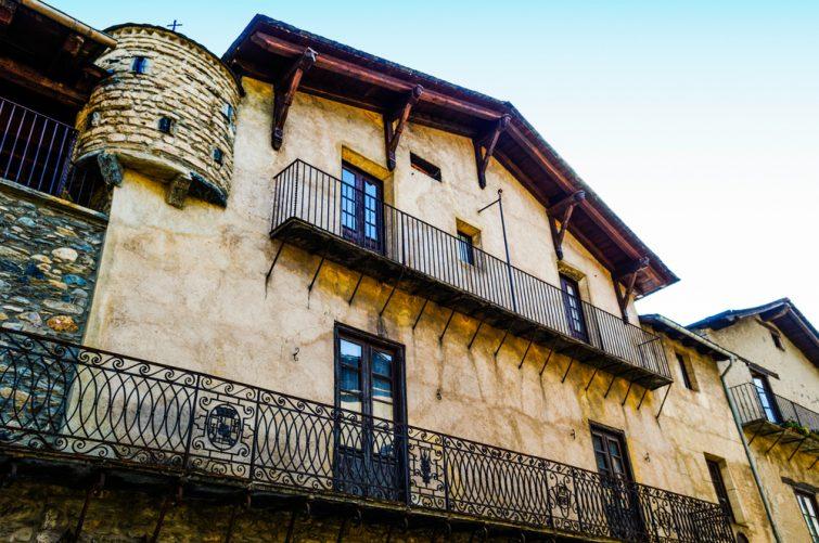 Le musée (ou maison) d'Areny-Plandolit