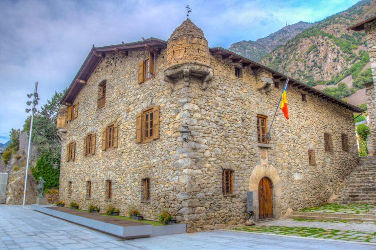 Casa de la Vall (ou Maison des Vallées)