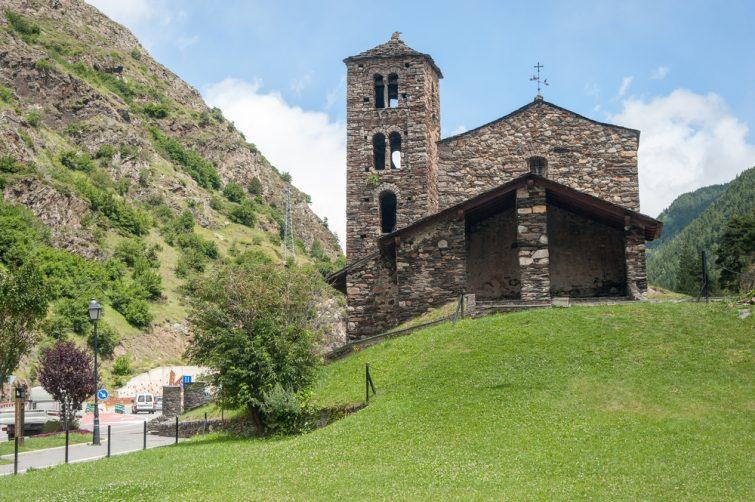 L'église Sant Joan de Caselles
