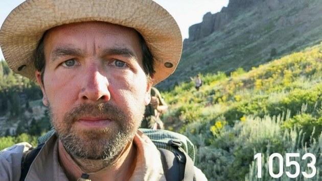 L'incroyable transformation d'un randonneur après un voyage de 4300 km