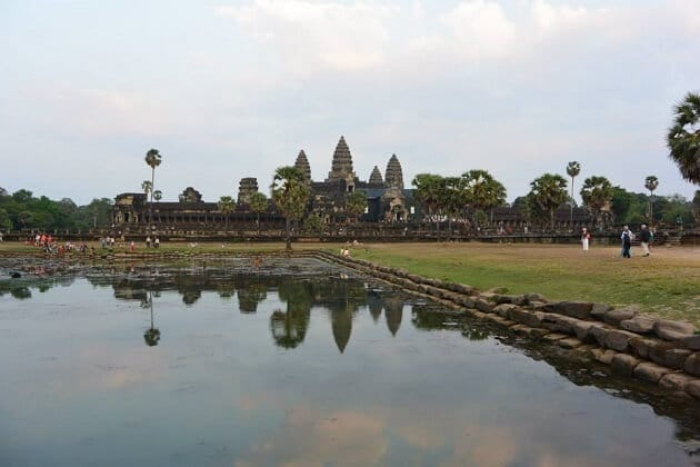 Angkor temple, Cambodge, hors des sentiers battus