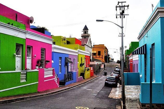 Bo-Kaap, Le Cap