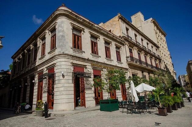 Café del Oriente, La Havane