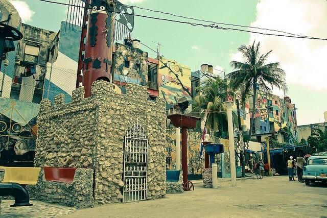 Callejon de Hamel, La Havane