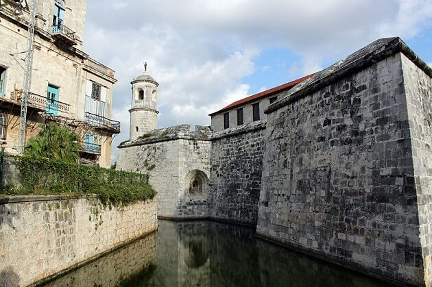 Castillo de la Real Fuerza, La Havane