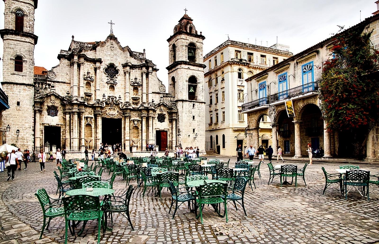 Cathédrale San Cristobal, La Havane