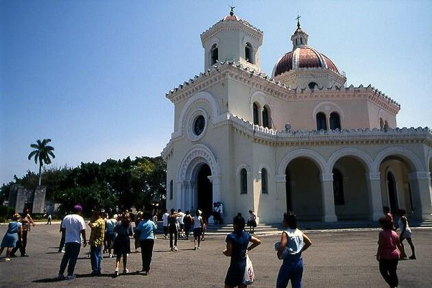 Cimetière, necropole, Christophe Colomb, La Havane