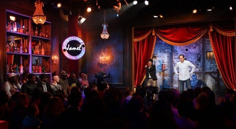 Comedy Club, stand-up, paris