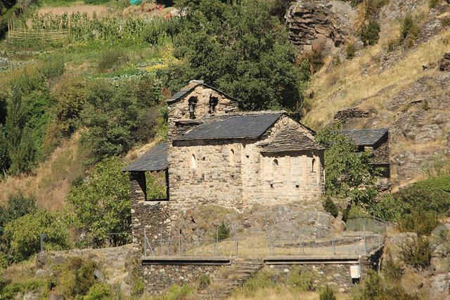 Eglise Sant Romà, Les Bons, Andorre