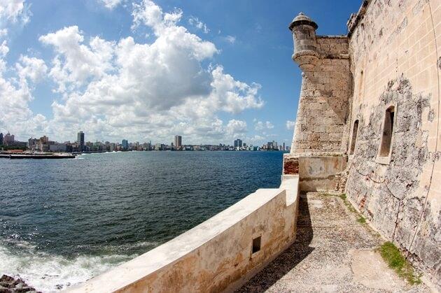 Fort El Morro, La Havane