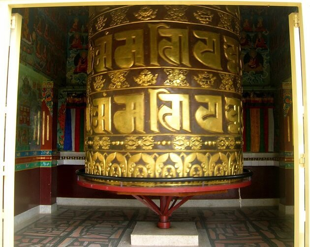 Kopan, ville spirituelle, Népal