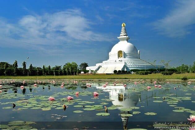 Lumbini, ville spirituelle, Népal