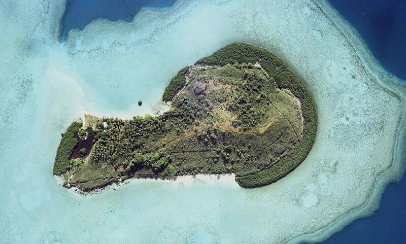 Mavuva Island : l'île à la forme de pénis met en vente des terrains