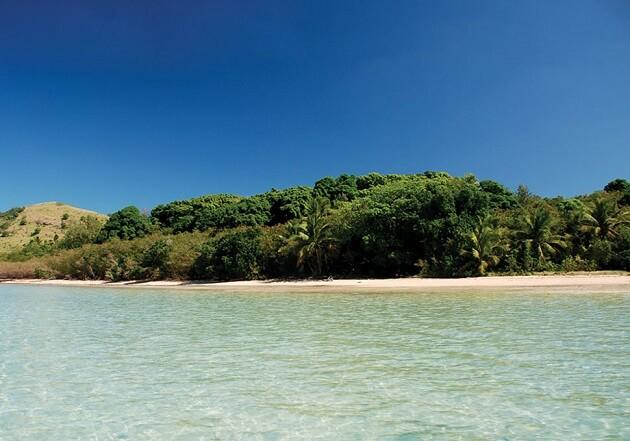 Mavuva Island, Île en forme de pénis