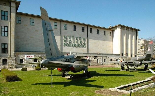 Musée de l'armée polonaise, Varsovie