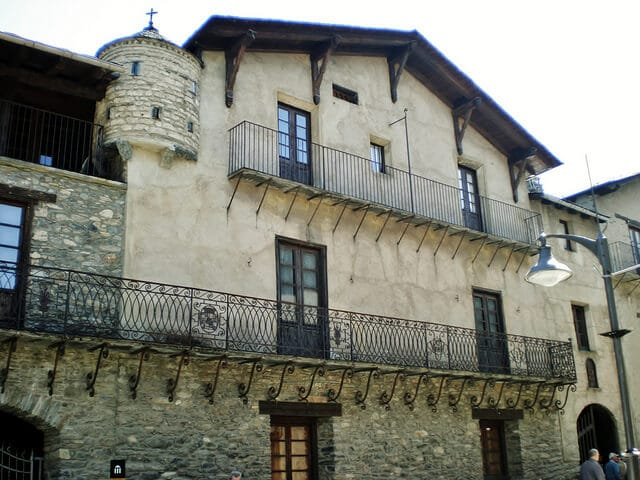 Musée Casa d'Areny-Plandolit, Andorre