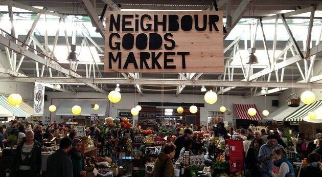 Neighbourgoods Market, Le Cap