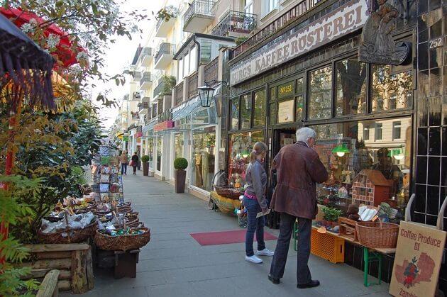 Quartier Eppendorf, Hambourg