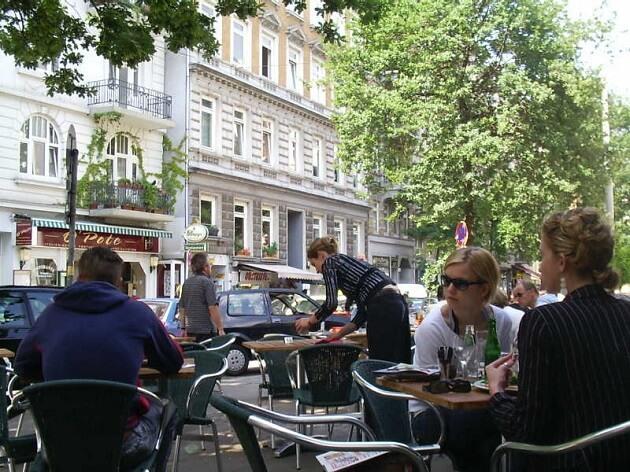 Quartier saint georg, Hambourg
