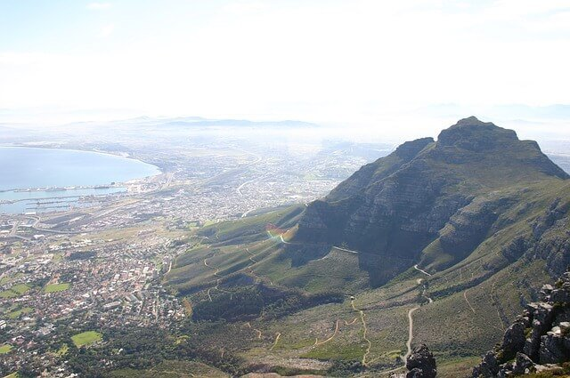 Table Mountain, Le Cap, Cape Town