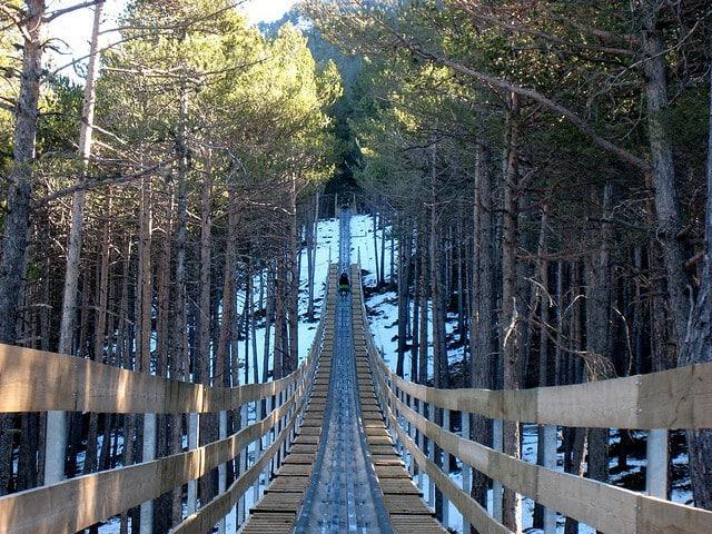 Tobotronc, Naturlandia, Andorre