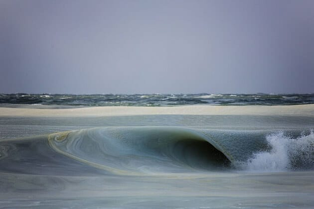 Vague gelées Nantucket, Jonathan Nimerfroh